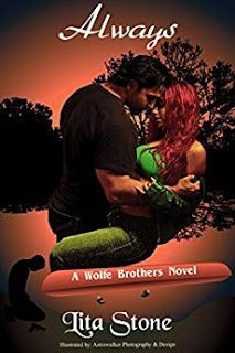 Always: A Wolfe Brothers Novel Book 1 (Wolfe Brothers series) #amreading #books #Romance    https://www.amazon.com/dp/B00IJQCZ2S/   This here is the starting line for the ALWAYS UNTIL NEVER series. And yours truly Max Redford is bringing the smokes and whiskey to this good ol Texas block party. Yeah we gonna be good ol neighbors for a bitso pull up a chair.The folks and their stories that youre gonna find in the Wolfe Brothers series arent your usual most upstanding reputable or even nice…