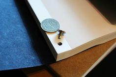 CARNET筆記本。海軍藍色 - le-typographe | Pinkoi