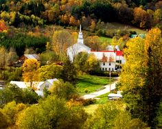Visit the states that make up New England.