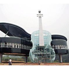 @Morgan Rohrbaugh maybe you should learn Chinese & teach here.... What a cool music school! The Piano House, China.