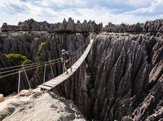 Tsingy de Bemaraha National Park - National Geographic Travel Daily Photo