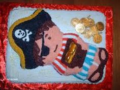easy pirate cake - Google Search