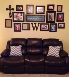 Picture wall :)