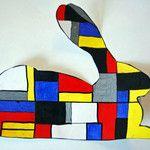 Stationsarbeiten zu Wassily Kandinsky, Paul Klee, Max Ernst und Leonardo da Vinci - 136s Webseite!