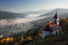 Slovakia :) . Homeland, Cabin, Mountains, House Styles, Places, Nature, Travel, Beautiful, Pictures