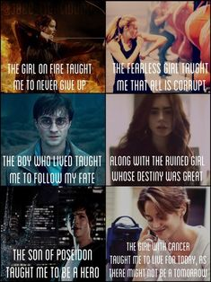 Image result for what the Harry Potter Characters taught me ...