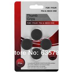 $4.35 (Buy here: https://alitems.com/g/1e8d114494ebda23ff8b16525dc3e8/?i=5&ulp=https%3A%2F%2Fwww.aliexpress.com%2Fitem%2FAnalog-Thumb-Stick-Cap-Set-for-XBox-360-for-Xbox-ONE-for-PS4-for-PS3-for%2F1763218332.html ) Analog Thumb Stick Cap Set for XBox 360 for Xbox ONE for PS4 for Dualshock 4 Controller for just $4.35