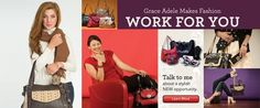Start being your own boss today..And look beautiful workin it.... http://rockindaswagbag.graceadele.us