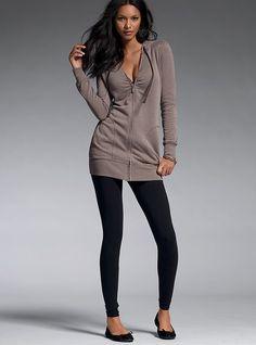 Hooded Tunic - Victoria's Secret