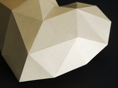 """WEEKLY PAPER #3  HAVE A LITTLE… 7""""x 8"""" 2 sheets metallic gold card stock  #heart #mom #anism #weekly #papercraft #paper #art"""