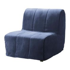 LYCKSELE LÖVÅS Chair bed IKEA The cover is easy to keep clean as it is removable and can be machine washed.