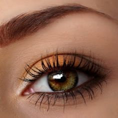 beauti makeuphair, warm autumn, hazel eyes eye makeup, autumn eye, color, orang autumn, oranges, autumn makeup looks, breath