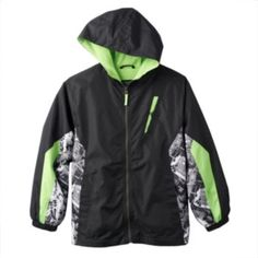 Pacific Trail Geo Wind Jacket - Boys 8-20