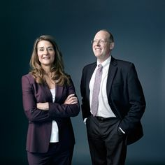The Human Element: Melinda Gates and Paul Farmer on Designing Global Health - Wired Science