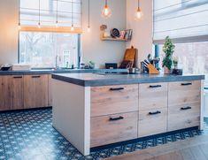 Koak Design makes real oak doors for IKEA kitchen cabinets. Koak + IKEA = your design! Ikea Play Kitchen, Kitchen Dining, Kitchen Decor, Industrial Kitchen Design, Interior Design Living Room, Ikea Variera, Ikea Kitchen Inspiration, Bohemian Kitchen, All White Kitchen