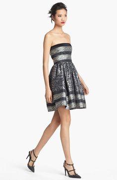#Nordstrom                #Skirt                    #Valentino #Strapless #Full #Skirt #Jacquard #Dress #Nordstrom                RED Valentino Strapless Full Skirt Jacquard Dress | Nordstrom                                           http://www.seapai.com/product.aspx?PID=118750