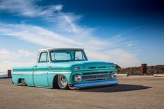 Sitting Low! #trucks #lowrider #lowriders #lowriding #lowridertruck