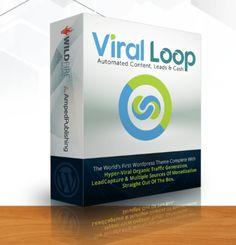 Viral Loop – TOP NEW WP Theme to Make Auto Build List and Viral Niche Sites in Minutes. Viral Loop is AMAZING Product created by Cindy Donovan. Viral Loop is the most powerful, feature packed, viral marketing wordpress theme ever released. Press play to see why your visitors will be rushing to become members, create content and share with their friends, generating even more visitors and members in this unstoppable viral loop of awesomeness