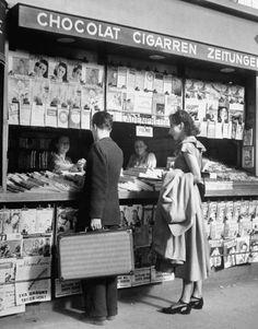 Yale Joel, Zurich, Switzerland, 1948