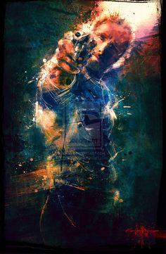 TwD Rick Grimes. by xAteyox.deviantart.com on @deviantART