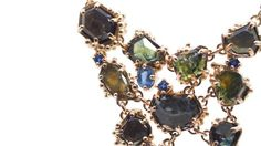 Rough Cut Sapphire Necklace – CarlaMaxine Sapphire Necklace, Rough Cut, Drop Earrings, Jewellery, Bracelets, Bangle Bracelets, Jewels, Jewelry Shop, Jewerly