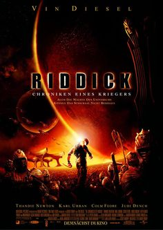 Poster zum Film: Riddick - Chroniken eines Krieges
