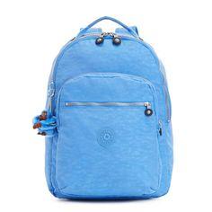 Seoul Laptop Backpack - Blue Skies | Kipling
