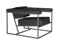 Metropolis- Lounge chairs- Iconic Dutch