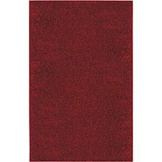 @Overstock - This plush shag rug is enhanced with a warm brick red hue. With a thick construction, this unique shag area rug will perfectly accent any room.http://www.overstock.com/Home-Garden/Solid-Shag-Crimson-Red-Rug-5-x-8/6527893/product.html?CID=214117 $75.99