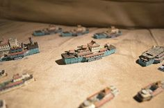 Tales of the Bitter Seas - Dystopian Wars Blog: Chinese Federation Western Tide Fleet