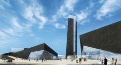 Myefski Architects   Riga Expo Center, Hospitality, Exterior, Riga, Latvia. #myefski, #architecture #expocenter
