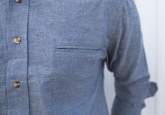 Marfa Flecked Shirt