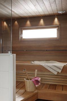 Tampereen asuntomessut 2012 Finnish Sauna, Track Lighting, Ceiling Lights, Tractors, Home Decor, Decoration Home, Room Decor, Outdoor Ceiling Lights, Home Interior Design
