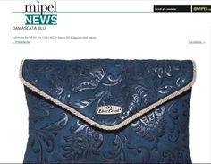 Pubblicazione su MIPEL NEWS speciale Natale 2014  http://news.mipel.com/natale-2014-speciale-idee-regalo/