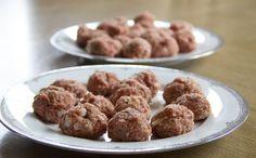 Meatballs | Magdiner #meatballs #crockpot