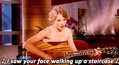 Taylor on Ellen (4/10)