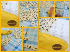using bananagrams for spelling