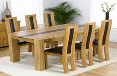 What are the mistakes to Avoid While buying a Dining set? - Dining Set - Ideas of Dining - What are the mistakes to Avoid While buying a Dining set? Apartment Dining, Apartment Dining Room, Wooden Dining Table Designs, Oak Dining Room Table, Dining Table Design Modern, Dining Table Chairs, Dining Chair Design, Oak Dining Sets, Dining Table Design