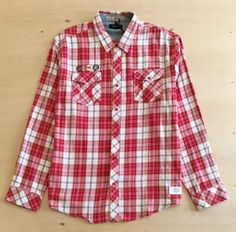 AKOO Men's Long Sleeve Button Up Shirt NWT  | eBay Online Price, Button Up Shirts, Plaid, Buttons, Best Deals, Long Sleeve, Sleeves, Ebay, Tops
