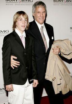 Burt Bacharach et Oliver Bacharach