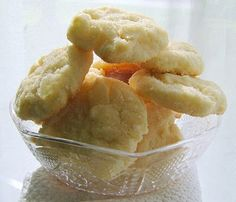 melt in your mouth  cream cheese cookies
