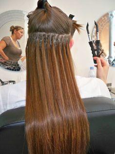Pingl par bao 39 art sur hair extensions extension de for Repousse amaryllis