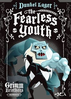 "Grimm Brothers  ""Fearless Youth,""  Designed by Tenfold Collective"