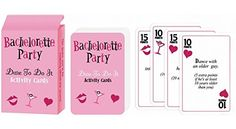 Bachelorette Party Truth or Dare Cards Party America http://www.amazon.com/dp/B001AG2PKQ/ref=cm_sw_r_pi_dp_MVYZub10JATH5
