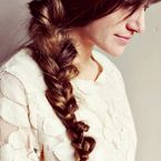 A Beautiful Mess: Awesome blog with fun hair styles to try (Lots of other good tabs at this blog too)