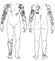 Tattoo History - Pazyryk Mummy Tattoos - History of Tattoos and Tattooing Worldwide