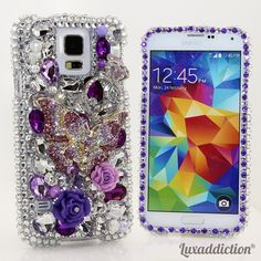 22 best galaxy s5 case for girls images galaxy s5 case, cute phonestyle 778 this bling case can be handcrafted for iphone all samsung galaxy models note our professional designers will handcraft a case for you in as