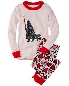 Star Wars™ Long John Pajamas In Organic Cotton from #HannaAndersson.