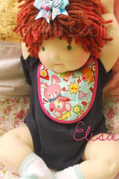 Boneca Waldorf - Elisa