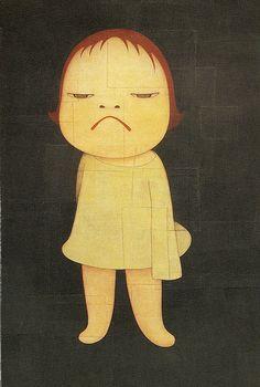 Yoshitomo Nara - my 13th sad day